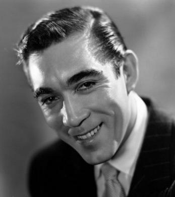 Anthony Quinn - famosos