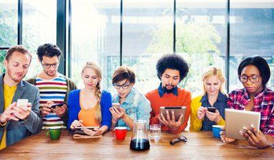 5 motivos para estudiar usando redes sociales