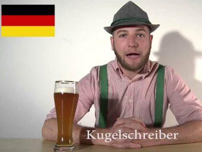 Aprende algunas palabras de aleman con este vídeo