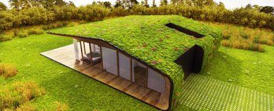 Arquitectura bioclimática: 9 materiales imprescindibles para bioconstrucción