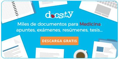 Descarga gratis apuntes para Medicina - Docsity