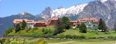 Estudios nucleares en medio de la Patagonia