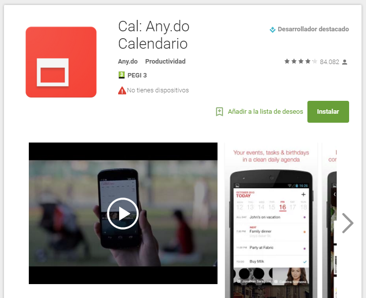 cal - app para aprobar exámenes