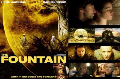 películas filosóficas the fountain
