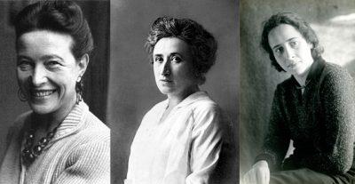 8 filósofas importantes del siglo XX que debes conocer