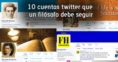 10 cuentas de twitter que todo filósofo debe seguir