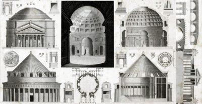 Historia de la arquitectura: 17 preguntas de examen con respuesta