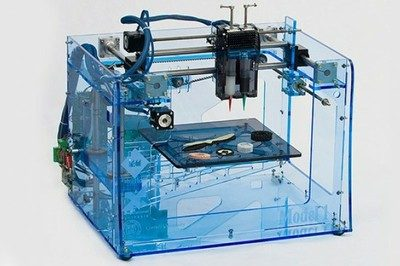 Impresora de comida 3D