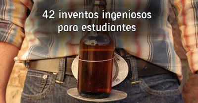 42 inventos para estudiantes que siempre has deseado