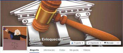 Jurista enloquecido: la página para los estudiantes de derecho