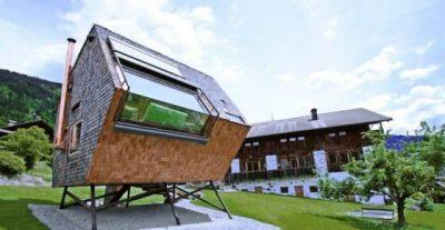 10 minicasas para estudiantes de arquitectura llenos de ingenio