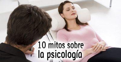 10 mitos sobre la psicología