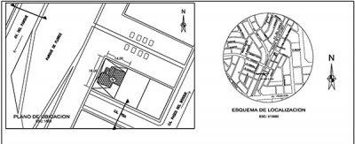 Plano de ubicación: lo que el estudiante de arquitectura tiene que saber