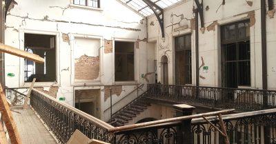 Diferencias entre restauración y rehabilitación: lo que estudiante de arquitectura tiene que saber