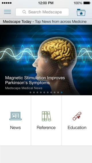 Medscape - apps