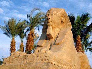 Predavanje o felidama u starom Egiptu