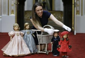 Kako se igraju Britanske kraljice