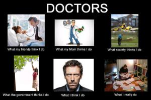 Fraze koje se vezuju za studente medicine