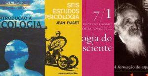 10 livros de psicologia recomendados para estudantes e psicólogos